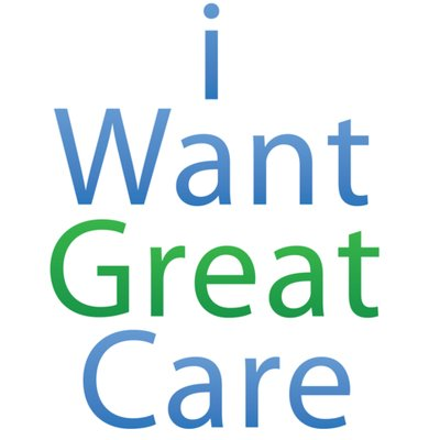 I Want Greate Care
